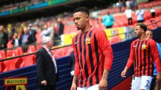 Image de l'article Pourquoi Manchester City s'est échauffé avec un maillot rouge et noir en FA Cup?