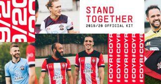 Image de l'article Southampton présente ses maillots 2019-2020 avec Under Armour