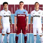 Umbro dévoile les maillots 2019-2020 de West Ham United