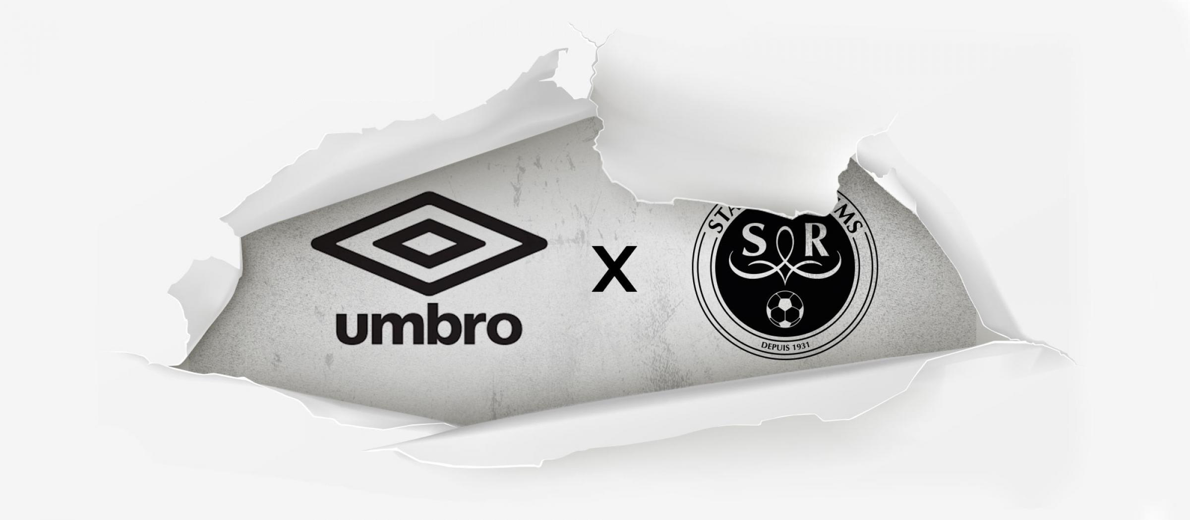 Umbro Nouvel Equipementier Officiel Du Stade De Reims