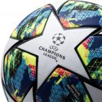 adidas présente le ballon officiel de la Ligue des Champions 2019-2020