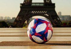 Image de l'article Tricolore, le ballon de la phase finale de la Coupe du Monde féminine 2019