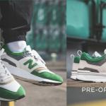 New Balance dévoile une NB997 aux couleurs du Celtic