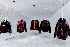 Image de l'article Une nouvelle collection Jordan pour le Paris Saint-Germain