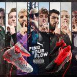 Les ambassadeurs Puma Football dévoilent leurs playlists pour l'Anthem Pack