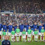 Les chaussures des 23 Bleus pour les matchs contre l'Albanie et Andorre