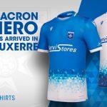 L'AJ Auxerre dévoile ses maillots Macron pour 2019-2020