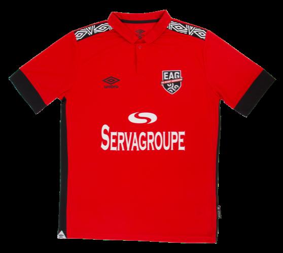 maillot-domicile-guingamp-2019-2020-umbro
