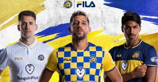 Image de l'article Fila de retour dans le football avec le Maccabi Tel Aviv