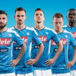 Kappa et le Napoli lancent les maillots 2019-2020
