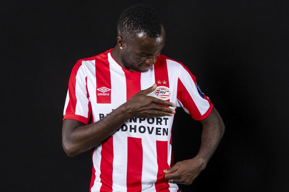 maillot domicile-psv-eindhoven-2019-2020-umbro-1