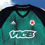 Les supporters du Red Star en colère contre les nouveaux maillots