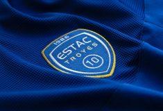 Image de l'article Troyes et Le Coq Sportif dévoilent les maillots 2019-2020