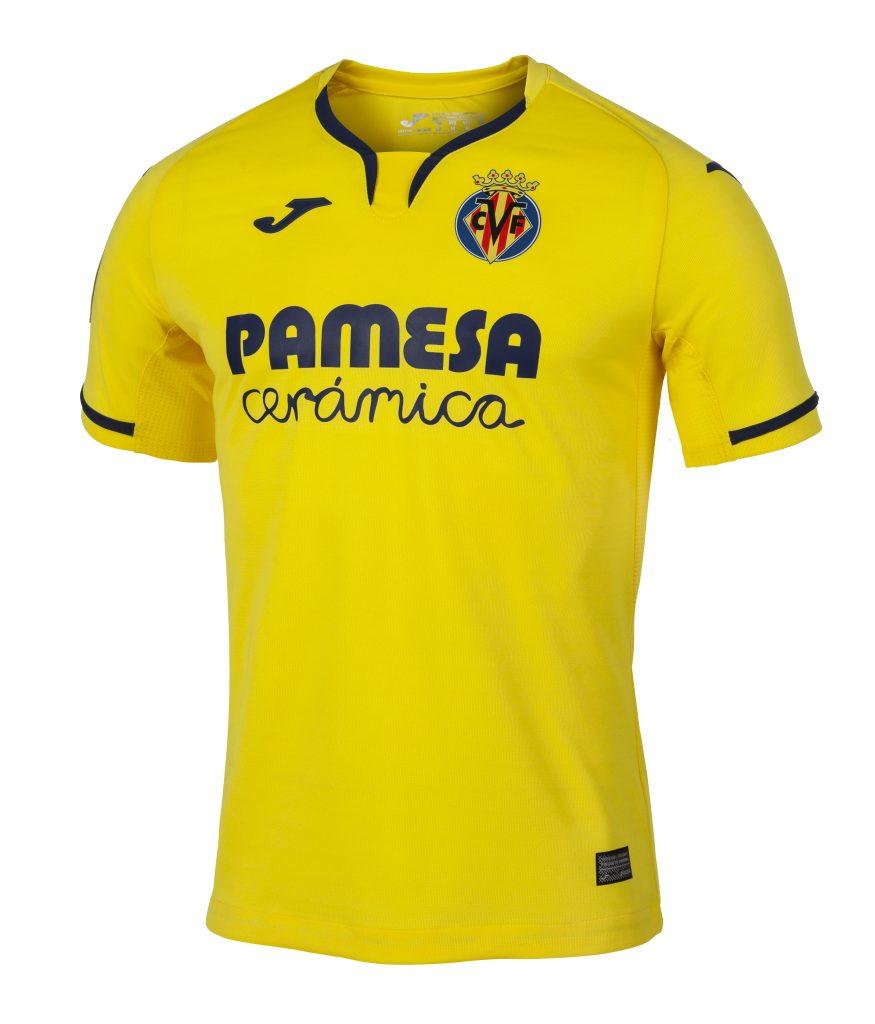 maillot-domicile-villarreal-2019-2020-joma-1