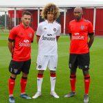 Umbro dévoile les maillots 2019-2020 de l'EA Guingamp