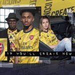 adidas dévoile les maillots 2019-2020 d'Arsenal