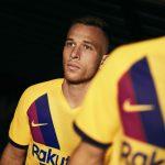 Nike présente les maillots 2019-2020 du FC Barcelone