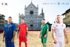 Image de l'article La Fiorentina et Le Coq Sportif dévoilent les maillots 2019-2020