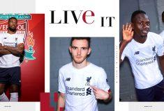 Image de l'article New Balance dévoile les maillots 2019-2020 de Liverpool