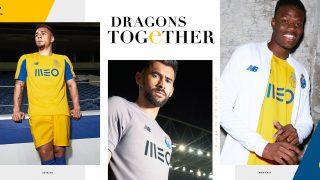 Image de l'article Le FC Porto et New Balance présentent les maillots 2019-2020