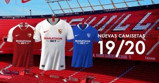 Image de l'article Le FC Séville et Nike présentent les maillots 2019-2020