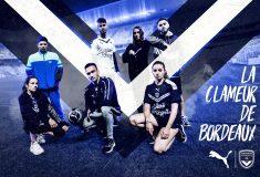Image de l'article Puma et Bordeaux lancent les maillots 2019-2020