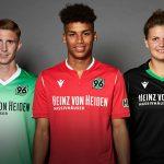 Les autres maillots de la saison 2019-2020 en Allemagne