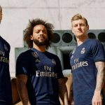 adidas et le Real Madrid lancent les maillots 2019-2020