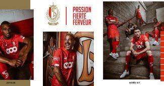 Image de l'article New Balance dévoile les maillots 2019-2020 du Standard de Liège