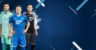 Image de l'article Joma présente les maillots 2019-2020 du TSG Hoffenheim