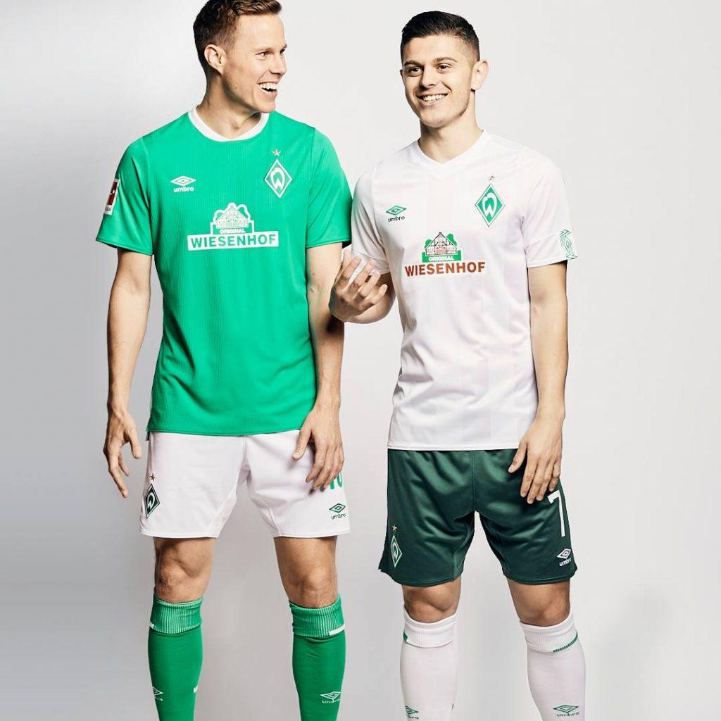 maillot-werder-breme-2019-2020-umbro
