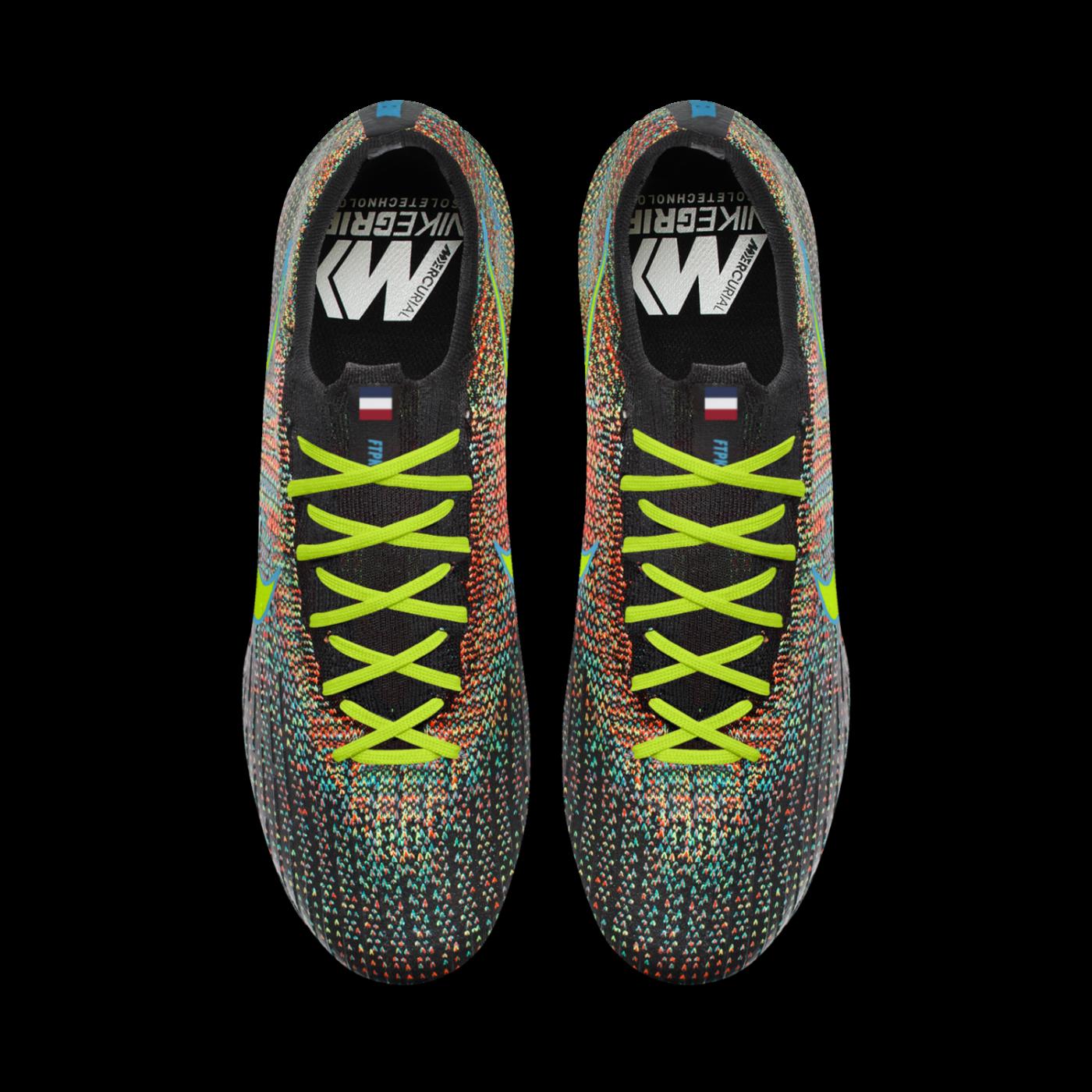 NikeID met la Mercurial Vapor aux couleurs de la Coupe du Monde