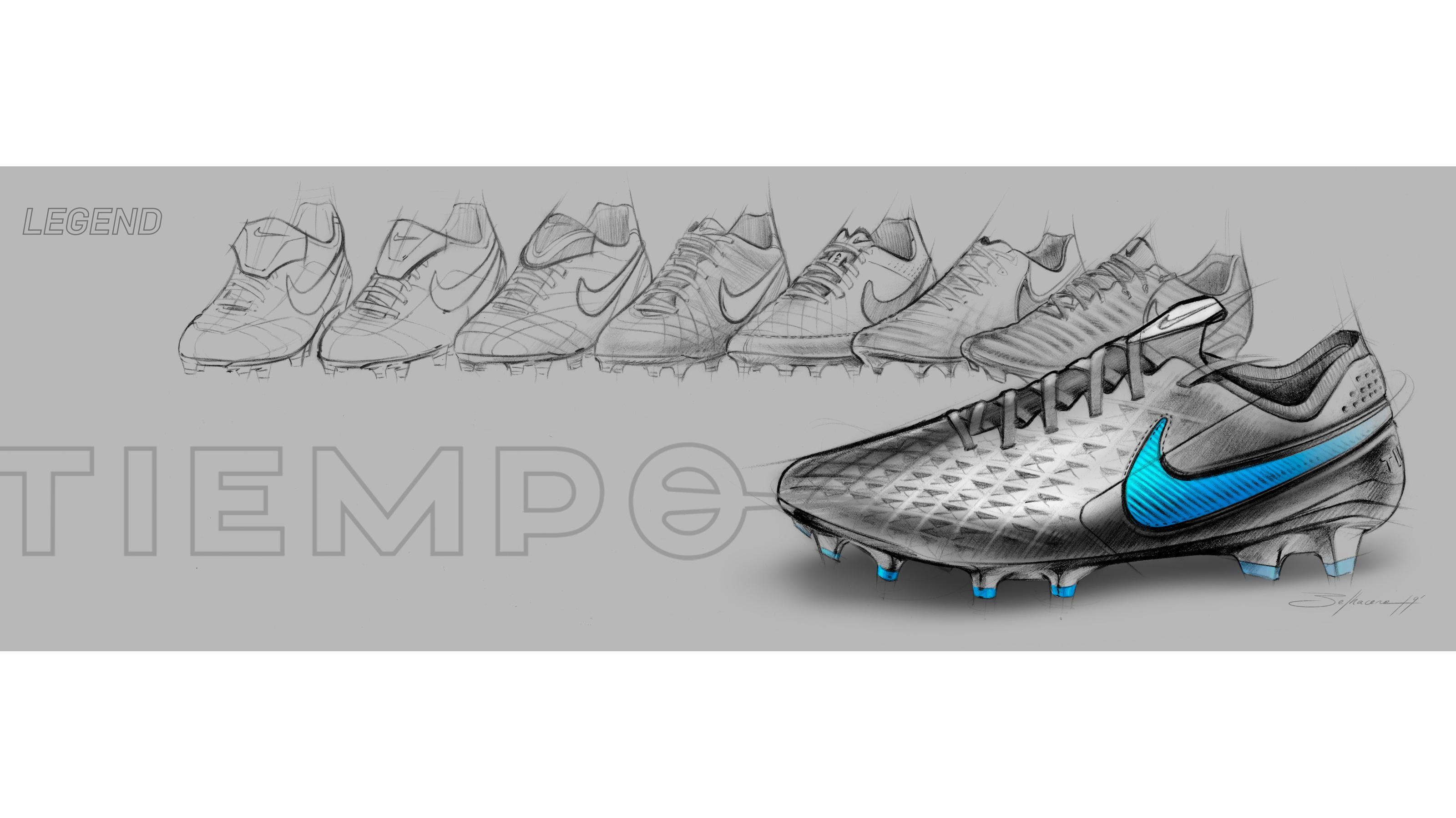 L'histoire complète de la Nike Tiempo Legend depuis 1983