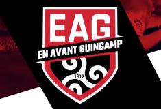 Image de l'article L'EA Guingamp présente son nouveau blason officiel
