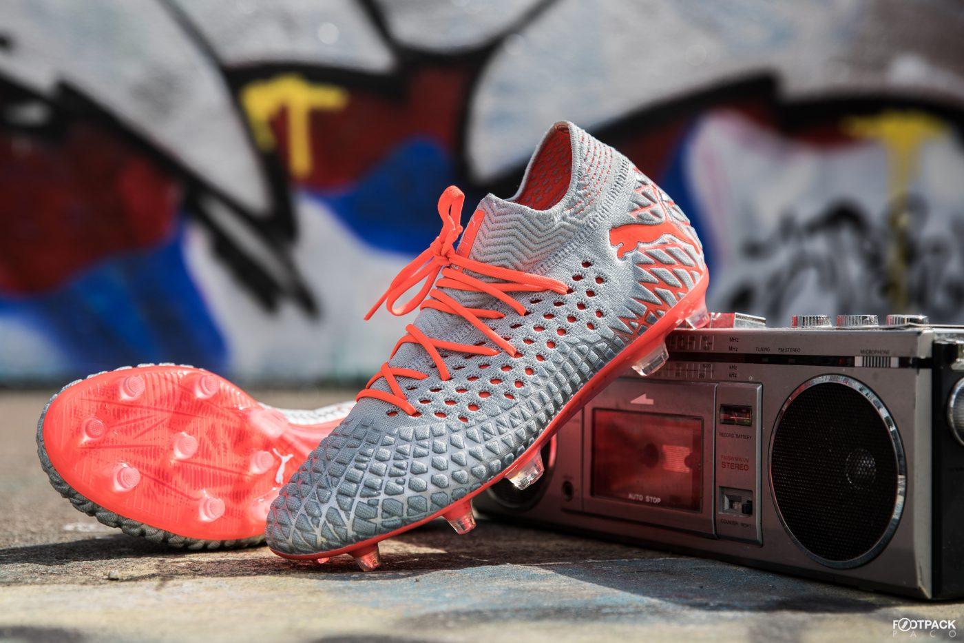 Guide : les chaussures de football pour un