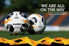 Image de l'article Molten dévoile le ballon de l'Europa League 2019-2020
