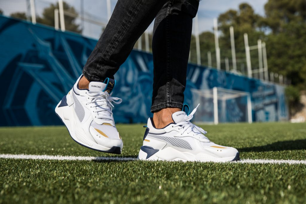 chaussure homme puma 2019 rs x