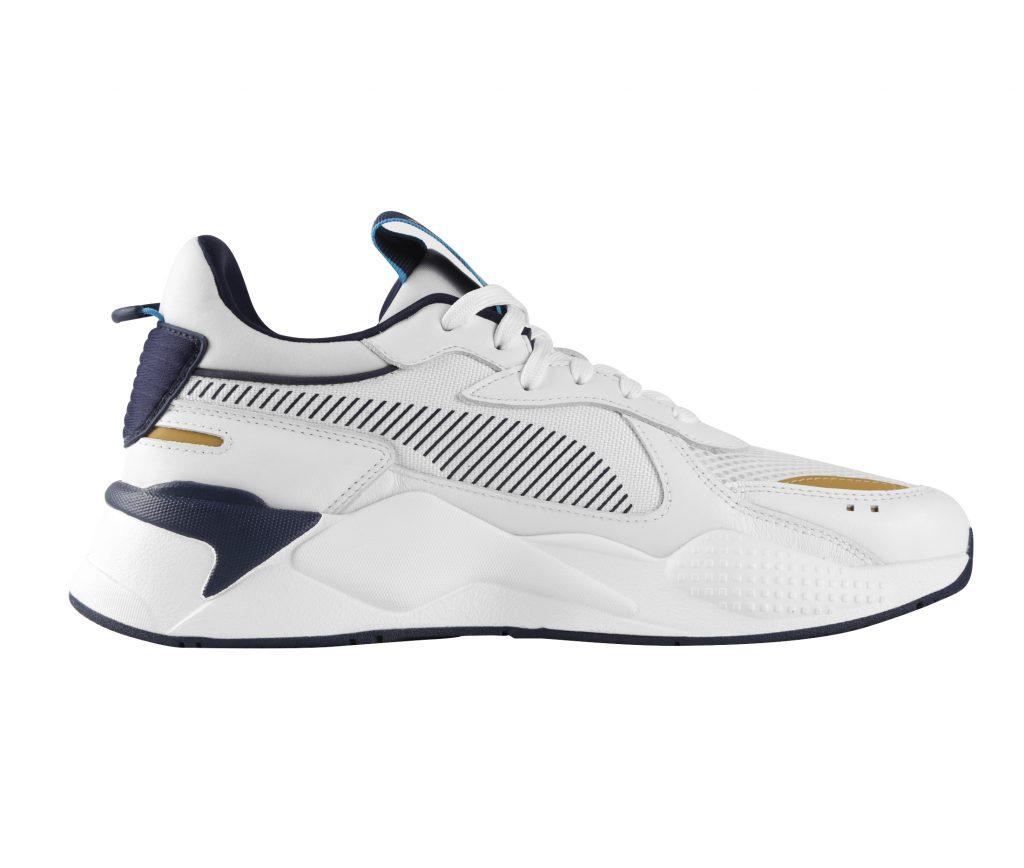 Puma Basket OM Blanc | Boutique officielle OM