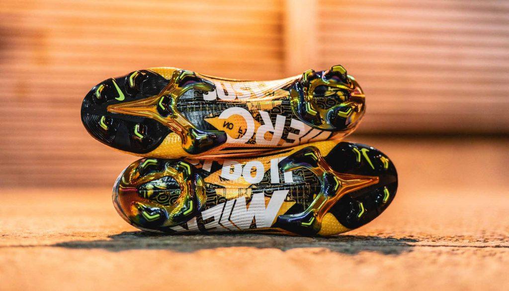 Nike dévoile une Nike Mercurial en édition limitée à 2019
