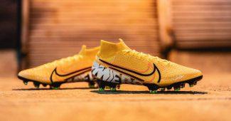 Image de l'article Nike dévoile une Mercurial en édition limitée à 2019 exemplaires