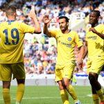 Chelsea obligé de jouer avec le maillot extérieur de la saison dernière en amical