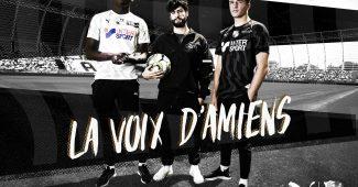Image de l'article Amiens et Puma lancent les maillots 2019-2020