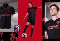 Image de l'article Nike et l'Atlético Madrid lancent les maillots 2019-2020