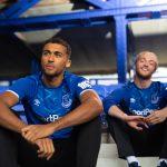 Umbro lance les maillots 2019-2020 d'Everton