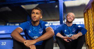 Image de l'article Umbro lance les maillots 2019-2020 d'Everton