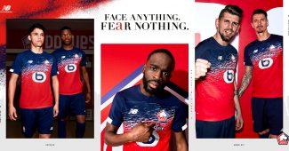 Image de l'article New Balance dévoile les maillots 2019-2020 de Lille