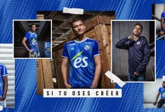 Image de l'article adidas et le RC Strasbourg présentent les maillots 2019-2020