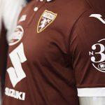 Joma présente les maillots 2019-2020 du Torino