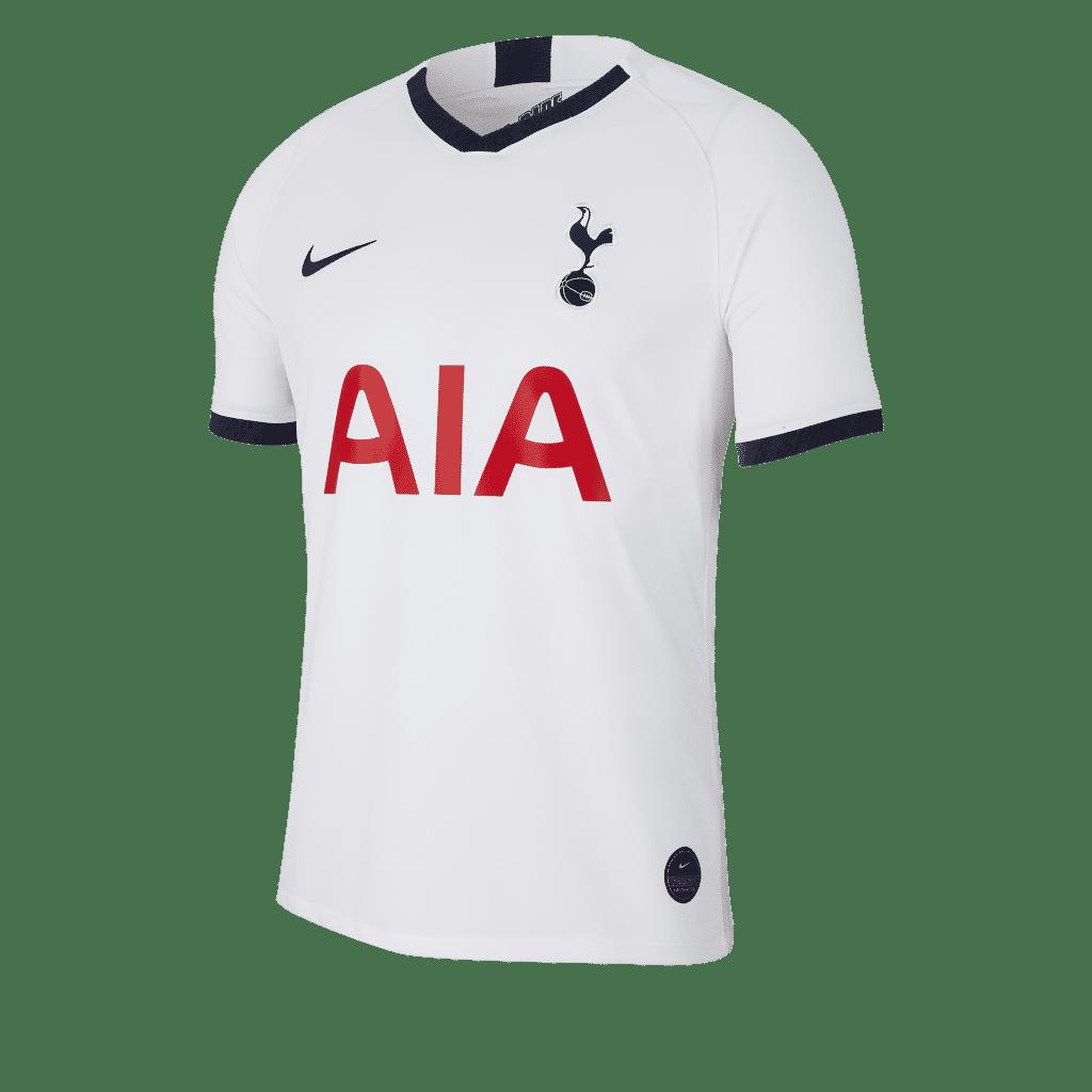 maillot-domicile-tottenham-2019-2020-nike