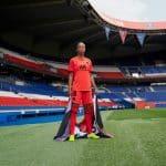 La marque Jordan présente le maillot extérieur du PSG pour 2019-2020